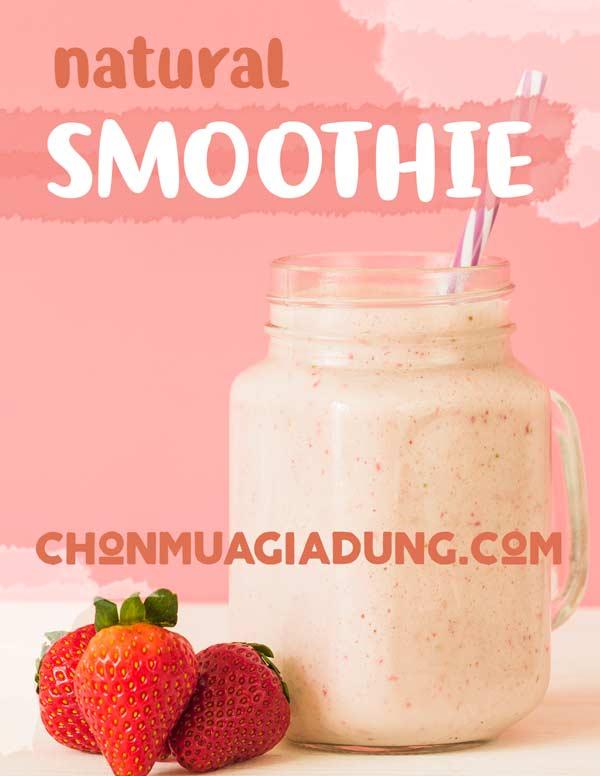 smoothie-dau-tay-bang-may-xay-sinh-to