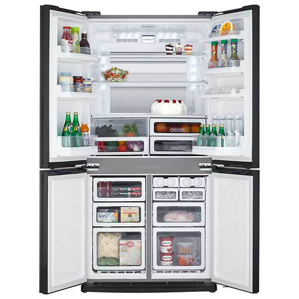 refrigerator-Sharp-Inverter-SJ-FX631V-SL