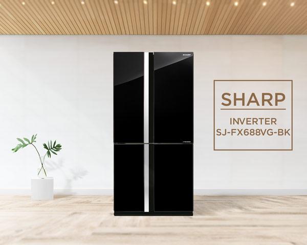 Sharp-Inverter-SJ-FX688VG-BK