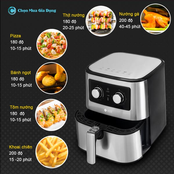 cooking-with-air-fryer-lotte